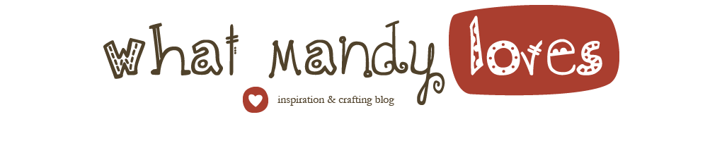 DIY, Crafts, & Inspiration Blog | What Mandy Loves
