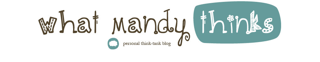Thoughts & Lifestyle Blog | What Mandy Thinks